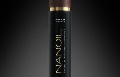 luonnollinen hiusöljy Nanoil